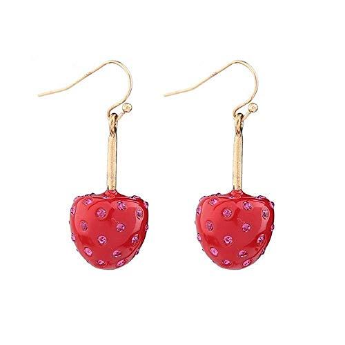 ZJL Stilvolle Einfachheit Geschenkidee für Frauen Beliebte Ohrringe Weiblicher Charakter Frisch und Antik Eingerichtet Sind Einfach, Legen Sie Bohrer Legierung Ohren