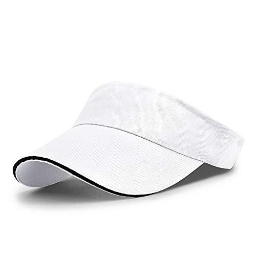 VSUSN Visera Sombrero para el Sol Anti-UV Visera de protección contra el Sol Gorra para Sol Protector