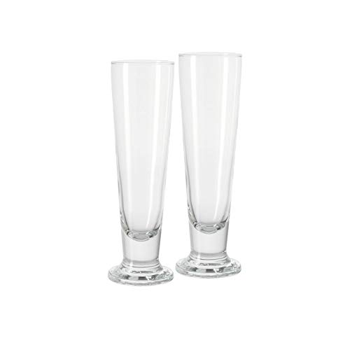 Leonardo 012847 Pilsglas/Bierglas - Beer - 0,3l - 2 er Set