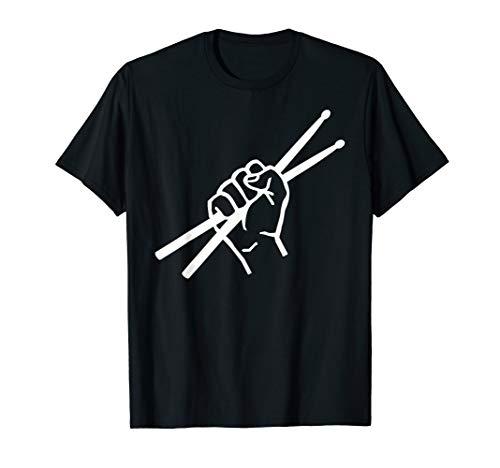 Drummer Schlagzeuger T-Shirt