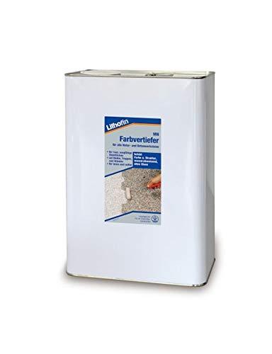 Lithofin MN Farbvertiefer 10 l - macht wasser & schmutzabweisend - lösemittelhaltig