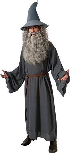 Rubie's Costume The Hobbit Gandalf, Gray, One Size Costume