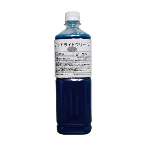 KBL 消臭洗浄液 トイレ用 濃縮タイプ デオドライトクリーン 1L×1本 ハーブの香り