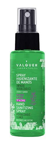 Valquer Profesional Spray Higienizante De Manos Triple Acci�
