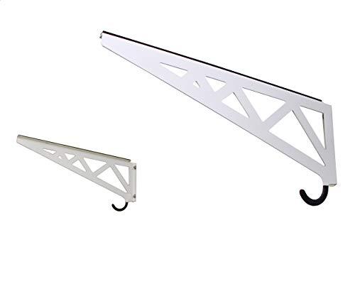 """SafeRacks Paddleboard Rack - White (24"""")"""
