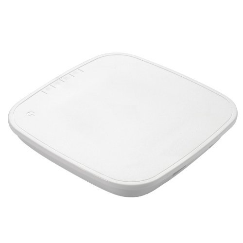 [5000 mAh wireless charger pad] TrendON Wireless Charger Kit for Galaxy S5 Including Wireless Charging Pad (May not Compatible with OEM S-view Flip Cover) (5000mAh Qi Wireless Charger Kit for Samsung Galaxy S5 / S4 / S3 / Note 3 / Note 2 / Apple iPhone 5S / 5C / 5)