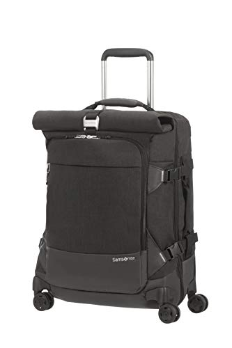 Samsonite Ziproll Small Spinner Travel Bag 55 cm, Black (Black) - 116881/1041