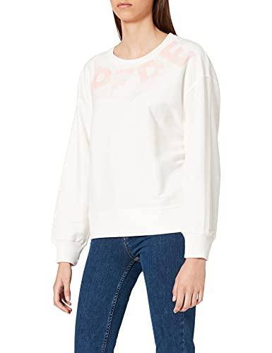 Pepe Jeans Dames Primrose Sweatshirt - wit - XS