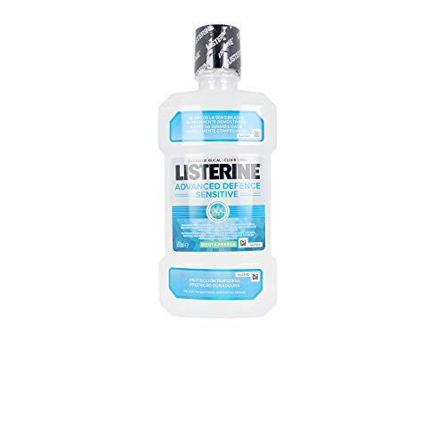 LISTERINE MONDWATER 500ML ADVAND DEFENSIE