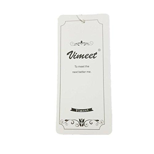 Vimeet 2 Pcs Kitchen Cotton Classical Striped Towel/Absorbent Towel/Hanging Towel/Hand Towel,Blue Stripes