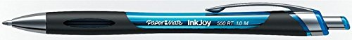 Paper Mate InkJoy 550RT Retractable Ballpoint Pens, Medium Point, Blue, 12-Count Photo #4