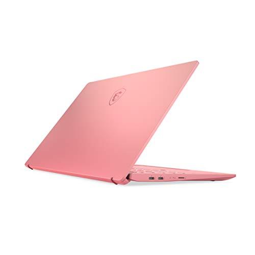 """MSI Prestige 14 A10SC-091 - 14"""" FHD Display, Intel Core i7-10710U, GeForce GTX1650 (Max-Q) 4GB GDDR5, 512GB NVMe SSD, Win 10 PRO, Pink Laptop Arkansas"""