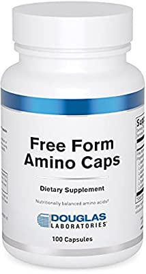 Douglas Laboratories ® - Free Form Amino Caps - 100 Caps
