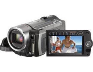 Canon HF100 HD-Camcorder (SD-Card, 12-fach opt. Zoom, Bildstabilisator)
