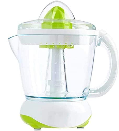 XJZKA Exprimidor de limón Exprimidor de cítricos Exprimidor eléctrico de Naranja, Exprimidor de Pomelo Compacto Lermons Limes con Taza medidora, Apto para lavavajillas
