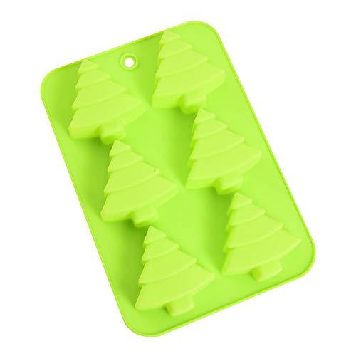 Gekai Emporte-pièces en silicone pour arbre de Noël