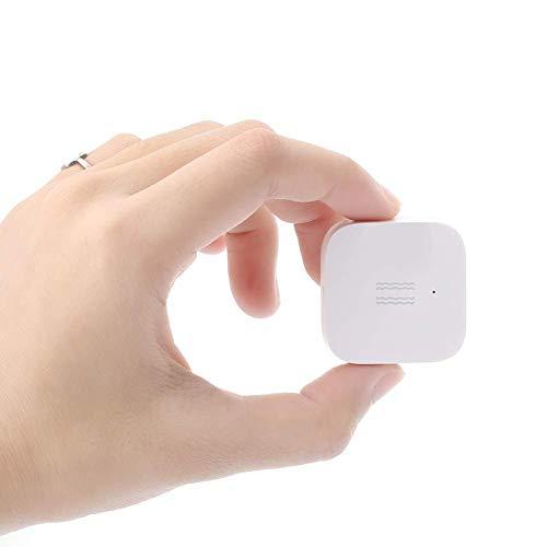 runnerequipment Sensor Inteligente de vibración para Seguridad en el hogar, Sensor de Choque para la edición Internacional de la aplicación Xiaomi Mi Home