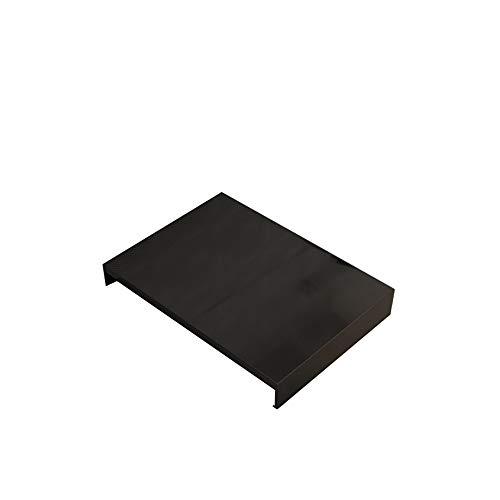 Table de Cuisson à Induction pour Cuisine en Acier Inoxydable/Support pour Table de Cuisson à Base de gaz Naturel/Couvercle de cuisinière à gaz, Couleur: A; Taille: 48 * 35 * 7cm