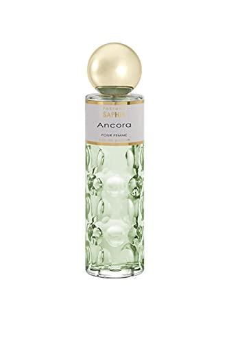 PARFUMS SAPHIR Ancora - Eau de Parfum con vaporizador para Mujer - 200 ml
