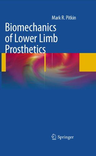 Biomechanics of Lower Limb Prosthetics (English Edition)
