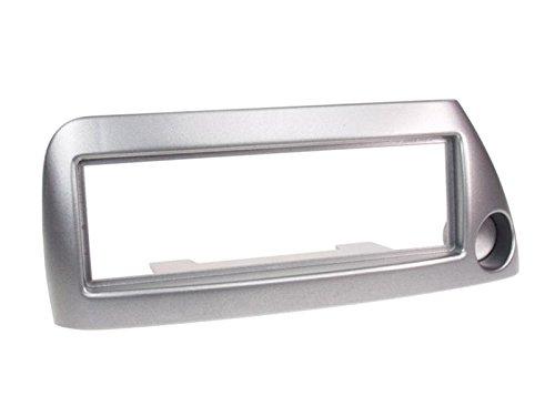 ACV 281114-13 1-DIN Radioblende per Ford KA argento