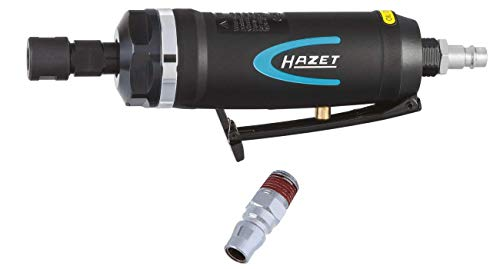 Hazet 9032P-1 Smerigliatrice, Esecuzione Diritta, Multicolore, Lunghezza 200 mm