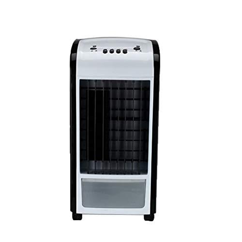 Mobile Klimaanlage Klein, 4 In 1 KlimageräTe Ventilator Luftbefeuchter Luftreiniger Klimaanlage Mini PersöNlicher LuftküHler füR Home Office Draussen mit Fernbedienung TWBB 2019 Neu (Schwarz)