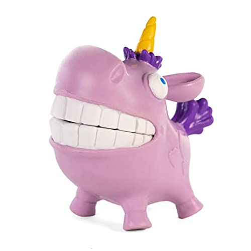Scream-O Screaming Unicorn Toy - Squeeze The Unicorn's Cheeks and It Makes a Funny, Hilarious Screaming Sound - Series 1 - Age 4+