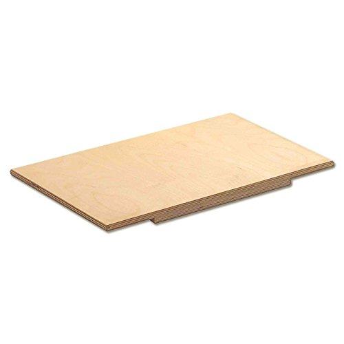 Spianatoia, asse in legno di betulla 50x75 cm