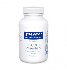 EPA/DHA essentials / 130 g 90 Kps von pure encapsulations®