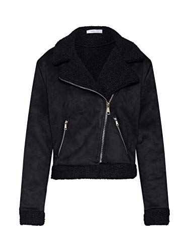 Hailys Damen Übergangsjacke Mina schwarz XL