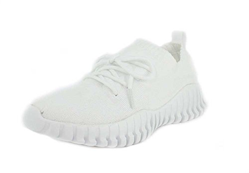 Bernie Mev BM101 Gravity - Damen Schuhe Sneaker - 002-white, Größe:38 EU