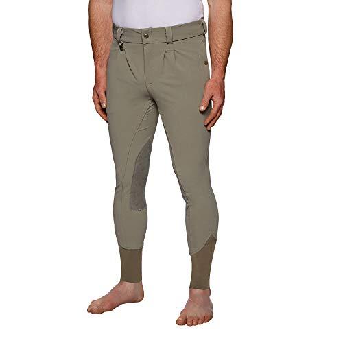 Derby House Elite - Pantaloni da equitazione - Verde - 91 cm