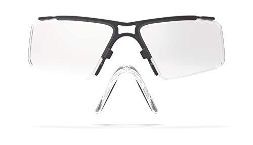 Rudy Project (ルディプロジェクト) スポーツサングラス 自転車 TRALYX トラリクス RXオプティカルインサート クリップオン FR390000 ※度入りレンズ別売り ブラック