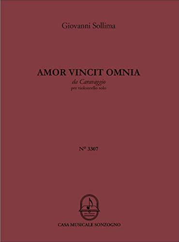 Amor vincit Omnia(da Caravaggio) Book