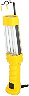 Bayco SL-918 18-watt Fluorescent Work Light with Single Outlet and Double Hook by Bayco