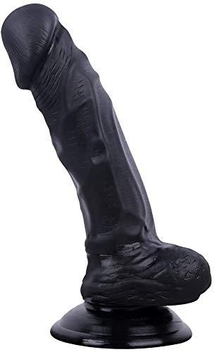 izotik 8 Inch Sịlicọne Reạlịstic Ðịldọ - Reạlịstic Ðịllo Toy for Women - Sẹxy Tọystory for Women Reạlịstic Ðịllịdos - Suctịọn Reạlịstic Toy Women