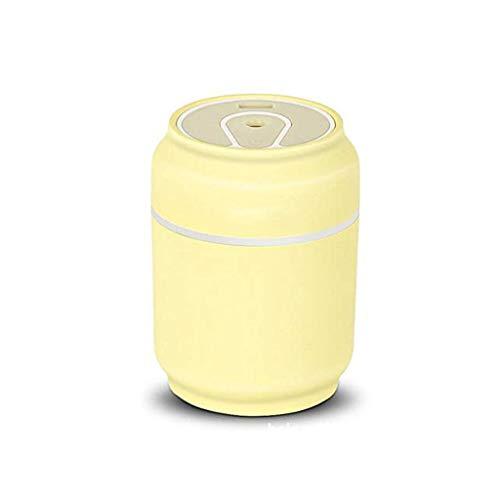 WZHZJ Humidificadores for dormitorios con gran carga superior del tanque, por ultrasonidos humidificador de vapor frío, Whisper Quiet, con el filtro humidificador for el bebé difusor de aceites esenci