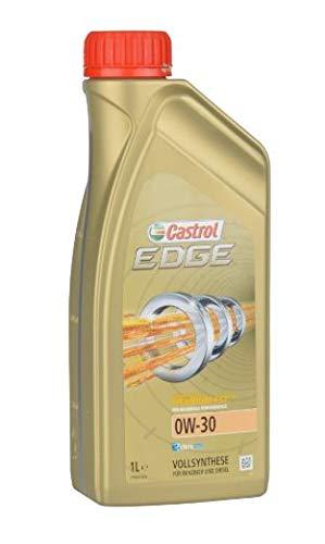 Castrol Edge Titanium FST - 6x Litres d'huile 0W30 originale pour BMW Longlife 04