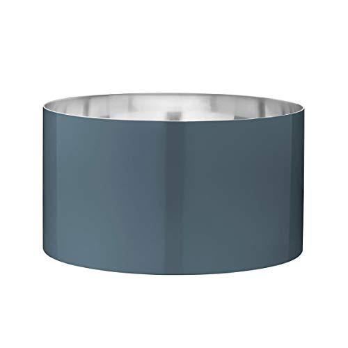 Stelton, Smaltato, Acciaio Inox, 25 x25 cm - H 14 cm
