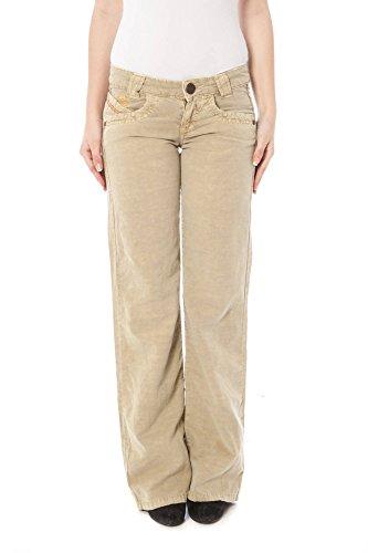Killah JI52-7767 Pantalone Donna Beige 0685-ZM 28