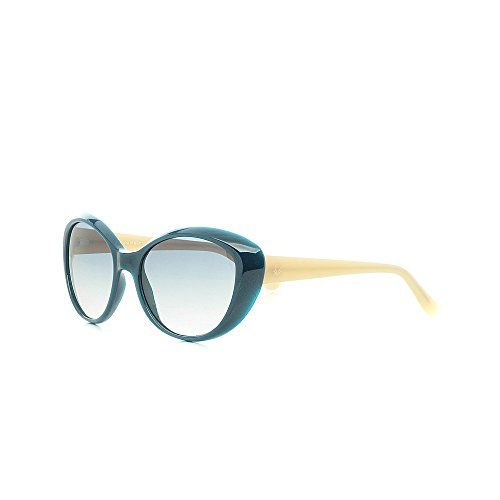 United Colors of Benetton BE937S03 Gafas de sol, Green/Beige, 55 para Mujer