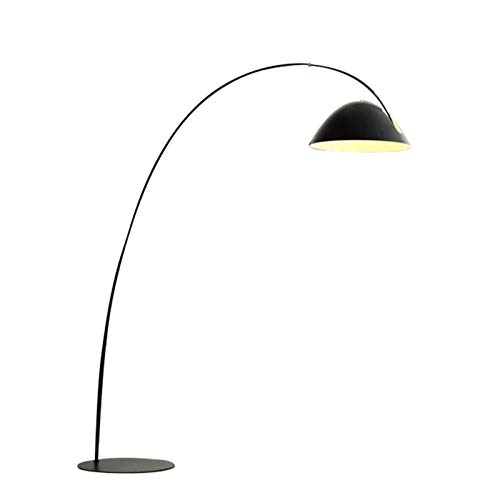DYecHenG Lámpara de Piso Lámpara de pie de Pesca, lámpara de iluminación de lámpara de pie Grande para iluminación de proyectos residenciales de Alta Gama para Oficina de Dormitorios