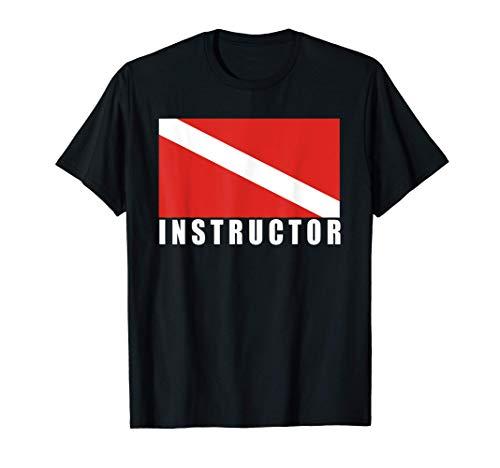 Gran Instructor De Buceo Que Dice Regalo De La Escuela De Camiseta