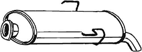 Bosal 135-419 Silencieux arrière
