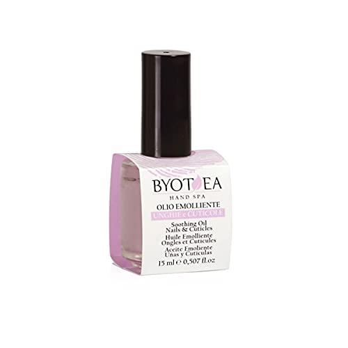 Aceite emoliente para uñas y cutículas