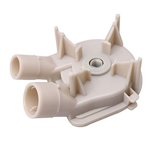 BQLZR Bomba de drenaje para lavadora 3363394 para Whirlpool Kenmore Maytag Reemplaza la pieza 3352492 3348215 3348014