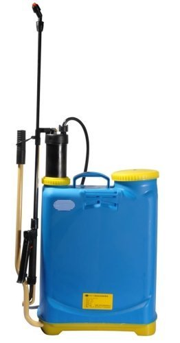 Pompa irroratrice a pressione a spalla/zaino 16 lt. (Cod.:3624)