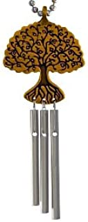 Jacob's Musical Car Charm - Hang from Rear View Mirror or Anywhere (Tree of Life)