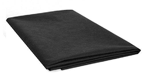 indéchirable désherbant comme tapis Gravier ou pour écorce 20 m x 1,5 m = 30 m², épaisseur : 60 g/m²
